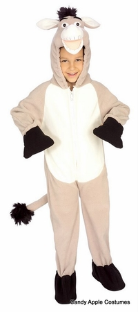 Deluxe Toddler Donkey Costume