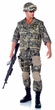 Deluxe Adult US Army Ranger Costume