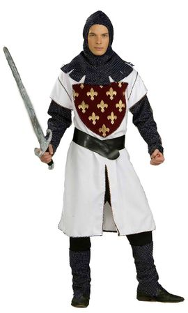Designer Adult Lancelot Knight Costume