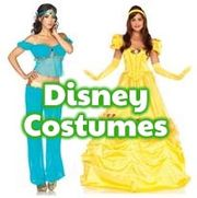 Adult and Child Cartoon Character Costumes , Disney