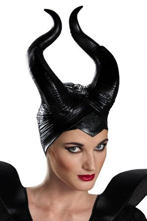 Disney Maleficent Deluxe Horns Headpiece