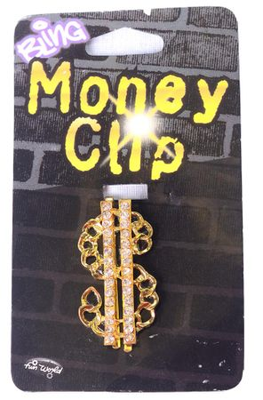 Dollar Sign Money Clip