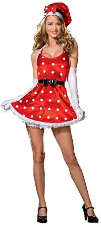Dreamgirl Holiday Pin-up Costume