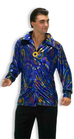 Dyno-mite Dude Disco Shirt - Adult and Plus