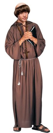 Economy Monk Robe Costume