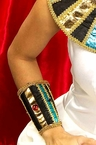 Egyptian Wrist Cuffs