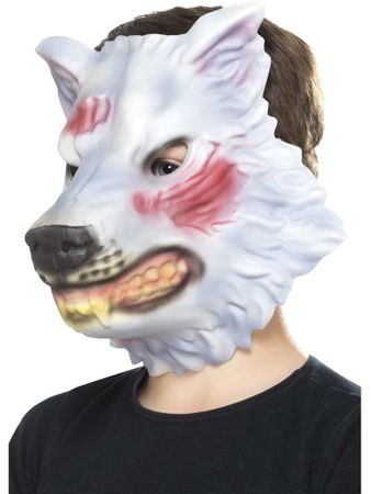 EVA Foam Wolf Mask