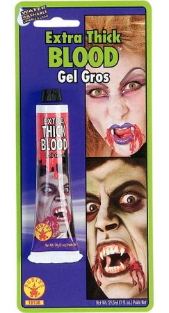 Extra Thick Blood Gel