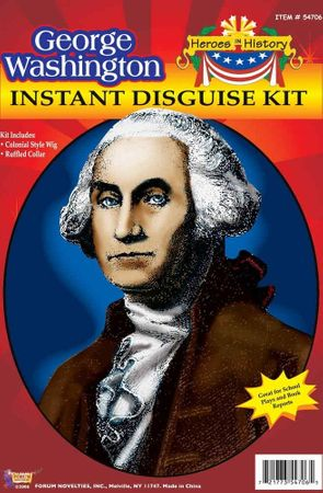George Washington Costume Kit