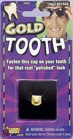 Gold Tooth Cap