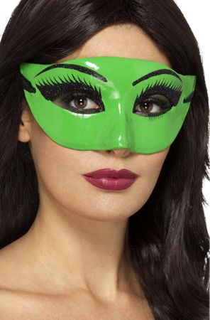Green Wicked Witch Eyemask