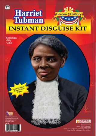 Harriet Tubman Costume Kit