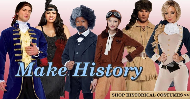 Historical Costumes Slide