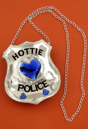 Hottie Police Handbag