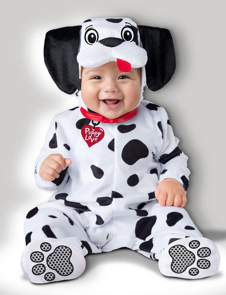 0e548c7ba78c Infant Toddler Dalmatian Dog Costume - Candy Apple Costumes ...