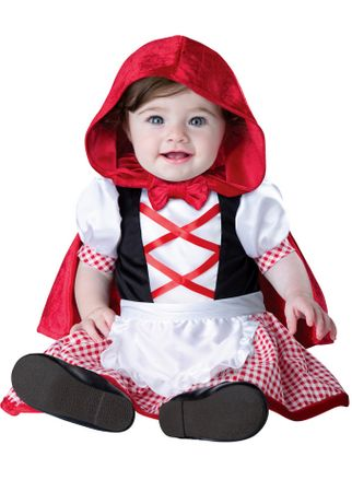 Infant/Toddler Little Red Riding Hood Costume