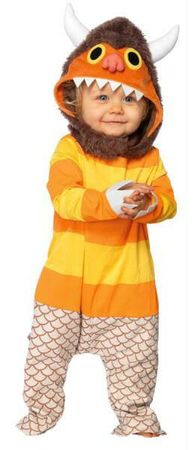 Infant/Toddler Where the Wild Things Are Carol Costume
