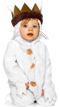 Infant/Toddler Where the Wild Things Are Max Costume