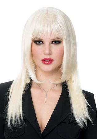 International Beauty Blonde Wig