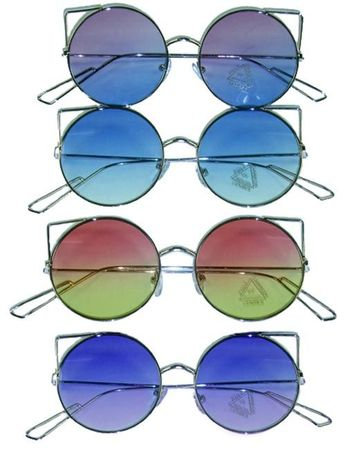 Janis Sunglasses with Corners