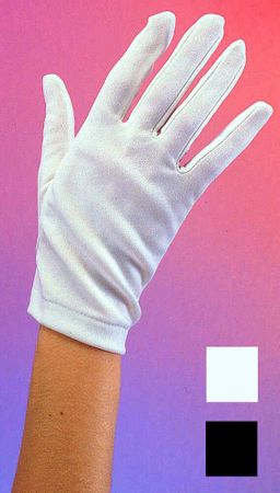 Ladies' Parade Gloves - White
