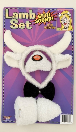 Lamb Costume Kit