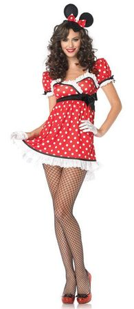 Leg Avenue Miss Mischief Mouse Adult Costume