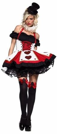 Leg Avenue Pretty Playing Card Costume