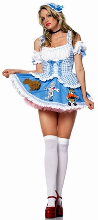 Leg Avenue Sexy Miss Dorothy Costume
