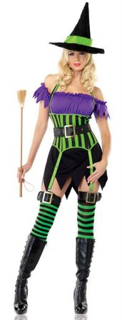 Leg Avenue Spellbound Witch Adult Costume