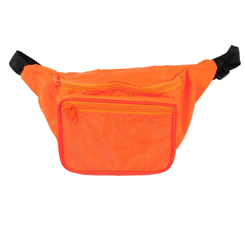 24663bf1ed49 Lightweight Neon 80's Fanny Pack