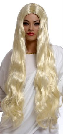 Long Blonde Atlantis Wig