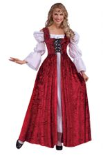 175d4d11d8e Plus Size Adult Tavern Maiden Costume - Candy Apple Costumes ...
