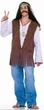 Men's Hippie Vest 60s Costume