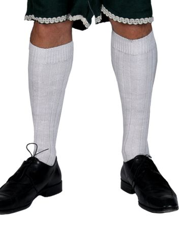 Men's Lederhosen/Colonial Knee Socks