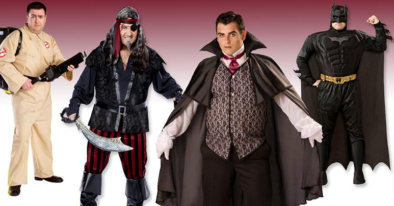 760364f8af Plus Size Men's Costumes - CandyAppleCostumes.com
