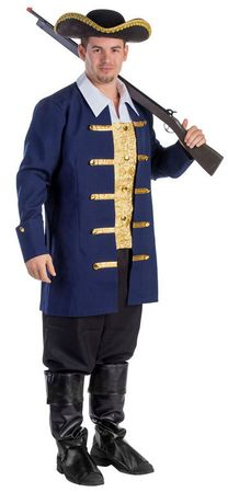 Men's Colonial Aristocrat Costume