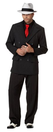 Men's Mob Boss Costume
