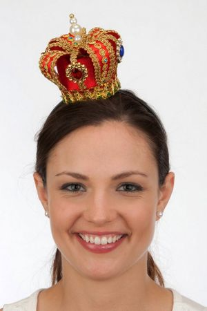 Mini Queen's Crown Headband
