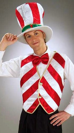 Mr. Peppermint Costume, Size M/L