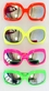 Neon Square Sunglasses