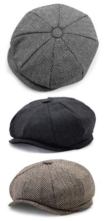 Newsboy Cap - More Colors