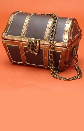 Pirate Treasure Chest Handbag