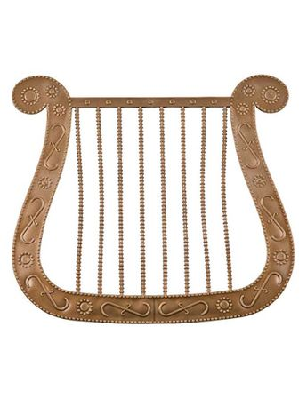 Plastic Angel Harp