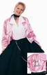 Plus Size 50's Pink Lady Jacket