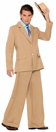 Plus Size Adult 1920's Gold Coast Gentleman Costume