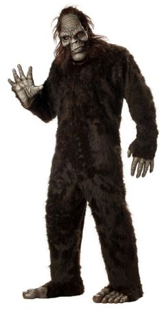 Plus Size Adult Big Foot Costume