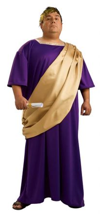 Plus Size Adult Caesar Costume