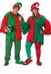 Plus Size Adult Elf Costume Set