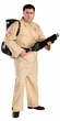 Plus Size Adult Ghostbuster Costume